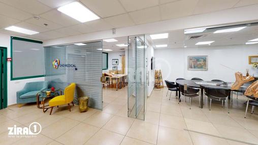משרד בבניין בית בלרס | קומה 0 | שטח 140מ״ר  | תמונה #7 - 1