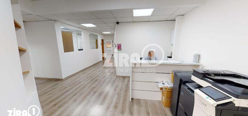 משרד בבניין בית בלרס | קומה 0 | שטח 150מ״ר  | תמונה #0 - 1