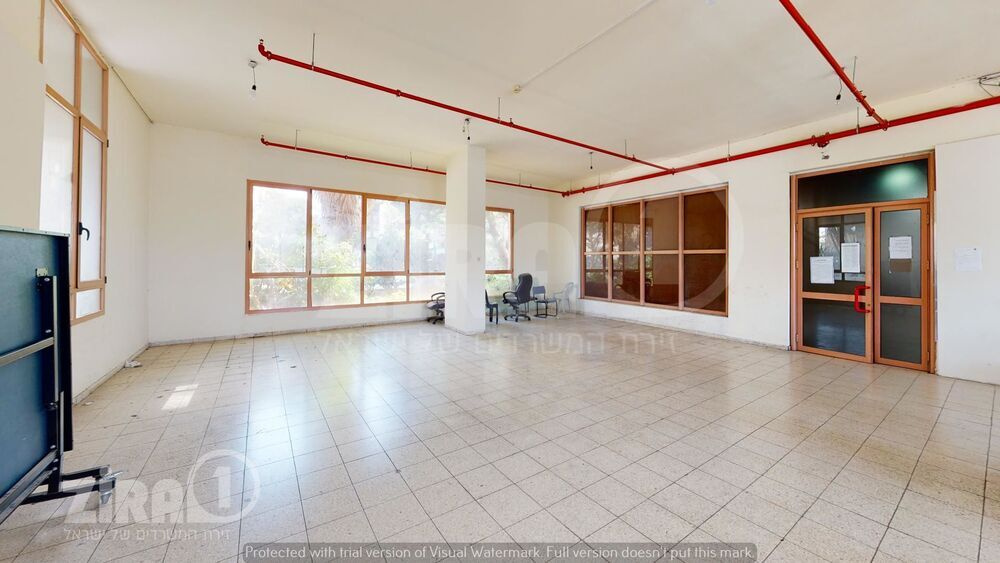 משרד בבניין גוש עציון 11 | קומה 0 | שטח 180מ״ר  | תמונה #0 - 1