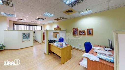 משרד בבניין בית בלרס | קומה 1 | שטח 136מ״ר  | תמונה #5 - 1