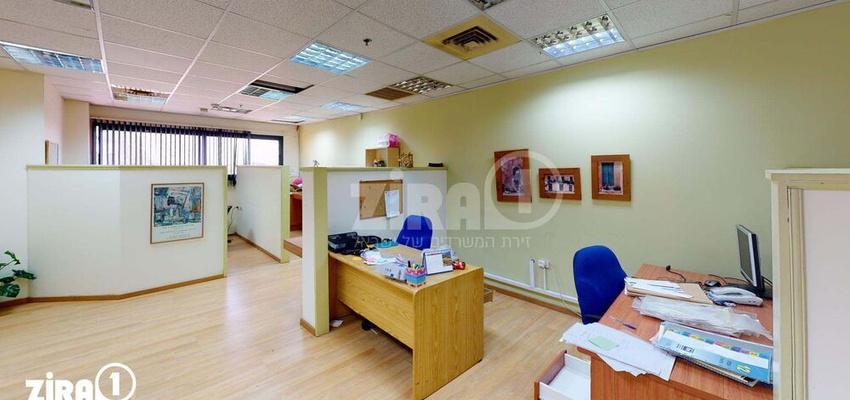 משרד בבניין בית בלרס | קומה 1 | שטח 136מ״ר  | תמונה #0 - 1