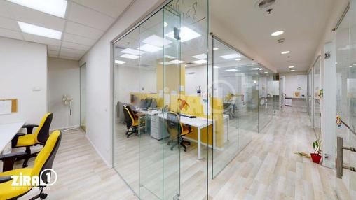 משרד בבניין בית בלרס | קומה 2 | שטח 250מ״ר  | תמונה #10 - 1