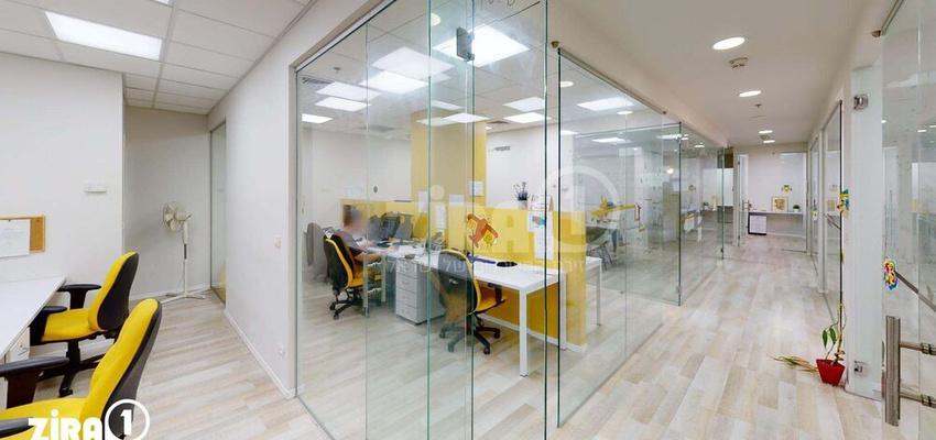 משרד בבניין בית בלרס | קומה 2 | שטח 250מ״ר  | תמונה #0 - 1