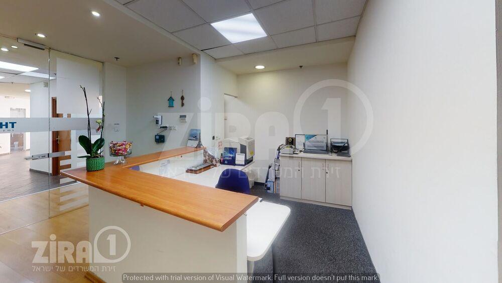 משרד בבניין בית בלרס | קומה 2 | שטח 991מ״ר  | תמונה #0 - 1