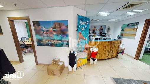משרד בבניין בית בלרס | קומה -1 | שטח 225מ״ר  | תמונה #3 - 1