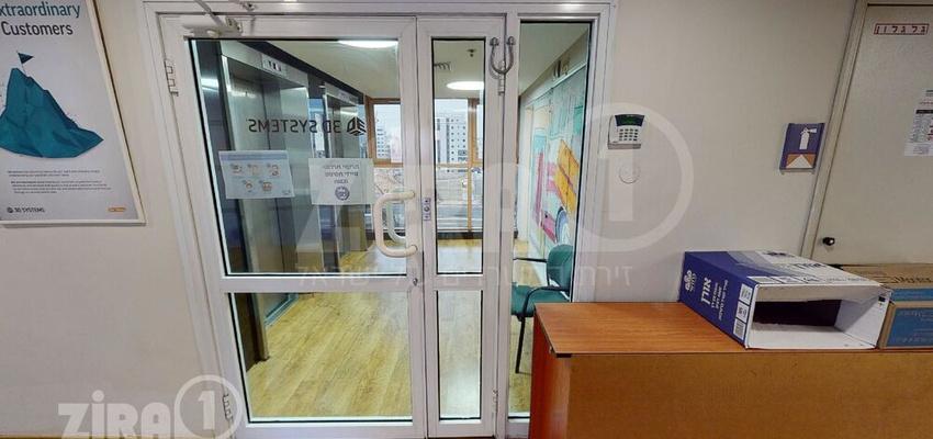 משרד בבניין גוש עציון 11 | קומה 4 | שטח 600מ״ר  | תמונה #0 - 1