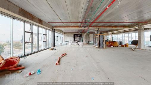 משרד בבניין   יעקבי סנטר- מודיעין   קומה 5   שטח 2550מ״ר    תמונה #4 - 1