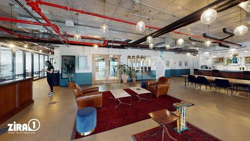 חלל עבודה Mindspace Ha'Bursa ברמת גן | קומה 7 | תמונה #5 - 1