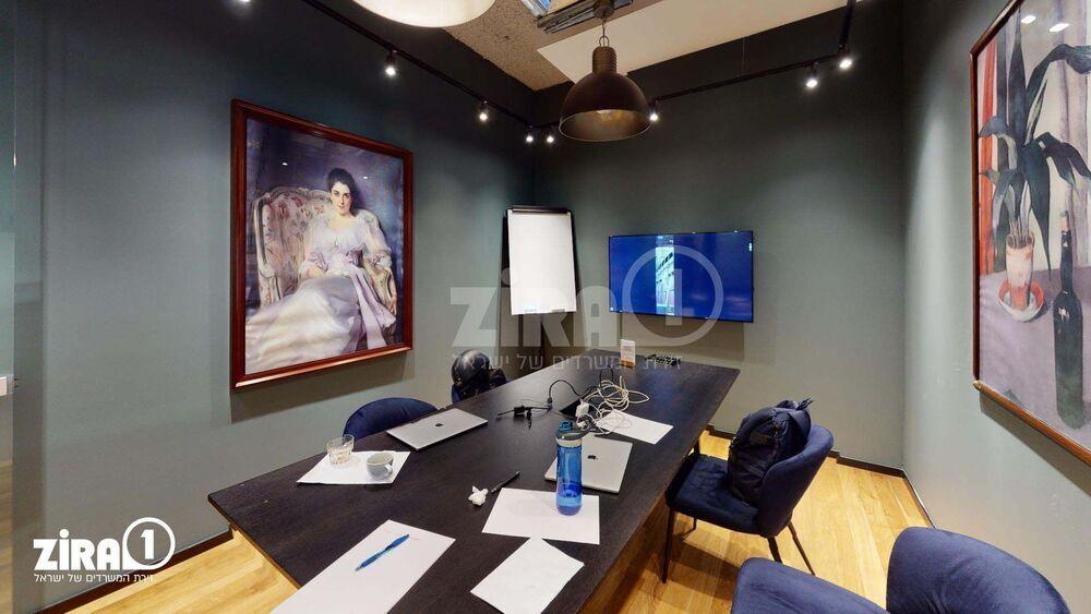 Mindspace Ha'Bursa | חדר ישיבות ל-  1 - 20 אנשים  | תמונה #3 - 1