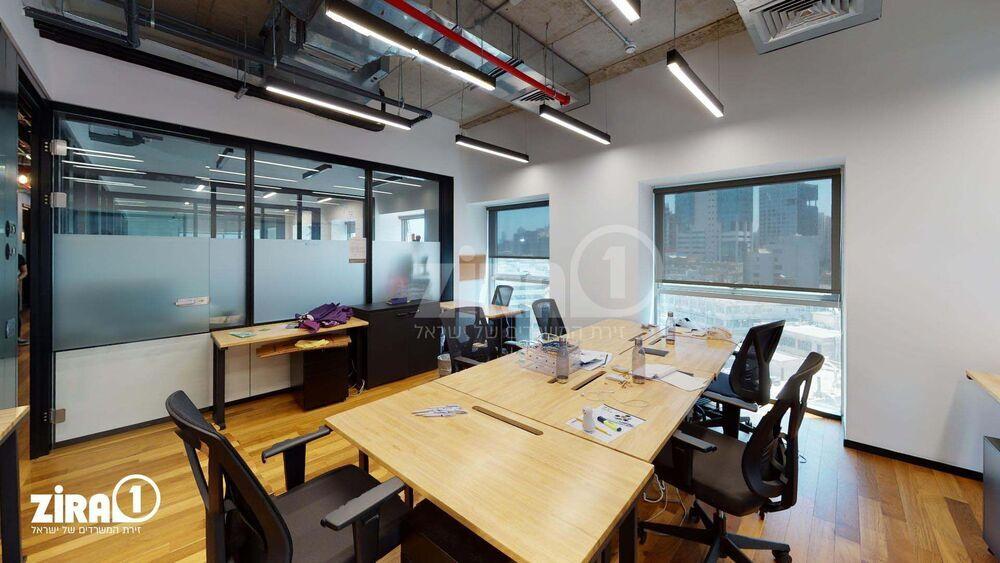 חלל עבודה: Mindspace Ha'Bursa ברמת גן | קומה: 7 | תמונה #4 - 1