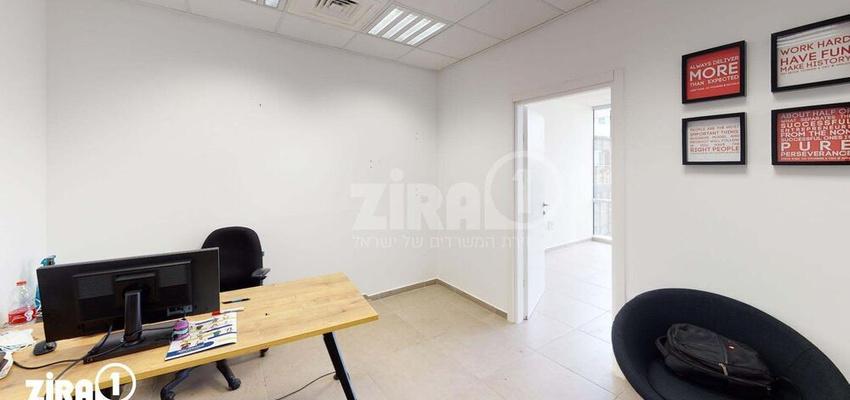 משרד בבניין בית הרופאים | קומה 7 | שטח 48מ״ר  | תמונה #0 - 1