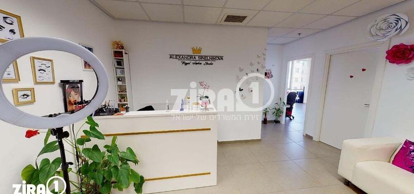 משרד בבניין בית הרופאים | קומה 3 | שטח 119מ״ר  | תמונה #0 - 1