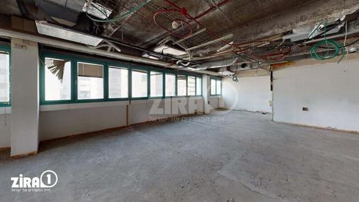 משרד בבניין בית קליפורניה  | קומה 2 | שטח 300מ״ר  | תמונה #2 - 1