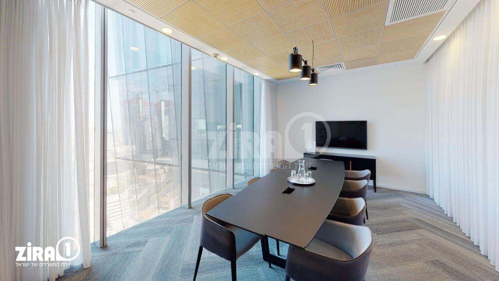 Regus Sarona | חדר ישיבות ל-  1 - 11 אנשים  | תמונה #1 - 1