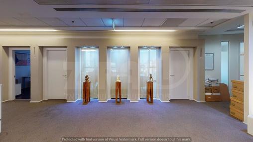 משרד בבניין מגדל ששון חוגי | קומה 10 | שטח 455מ״ר  | תמונה #10 - 1