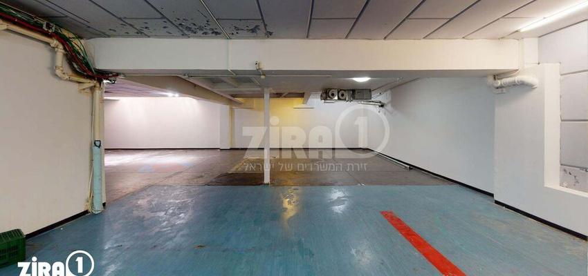 משרד בבניין לבונטין 12 | קומה -1 | שטח 242מ״ר  | תמונה #0 - 1