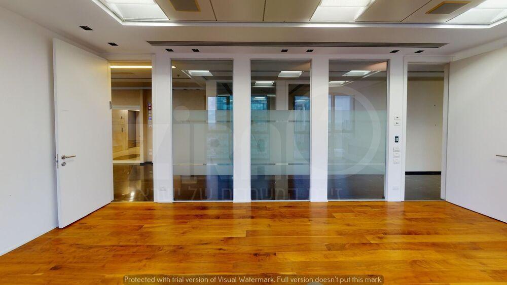 משרד בבניין מגדל ששון חוגי   קומה 20   שטח 1000מ״ר    תמונה #0 - 1