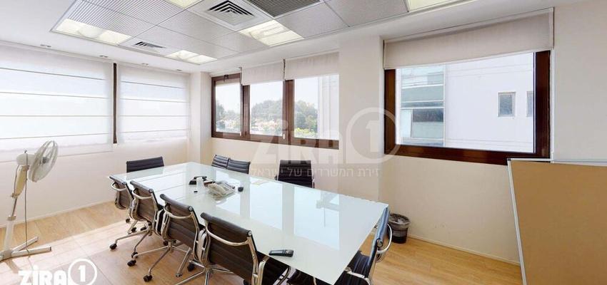 משרד בבניין בית שקל | קומה 2 | שטח 200מ״ר  | תמונה #0 - 1