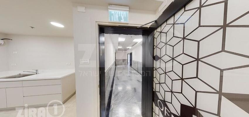 משרד בבניין היצירה 12 | קומה 2 | שטח 130מ״ר  | תמונה #0 - 1