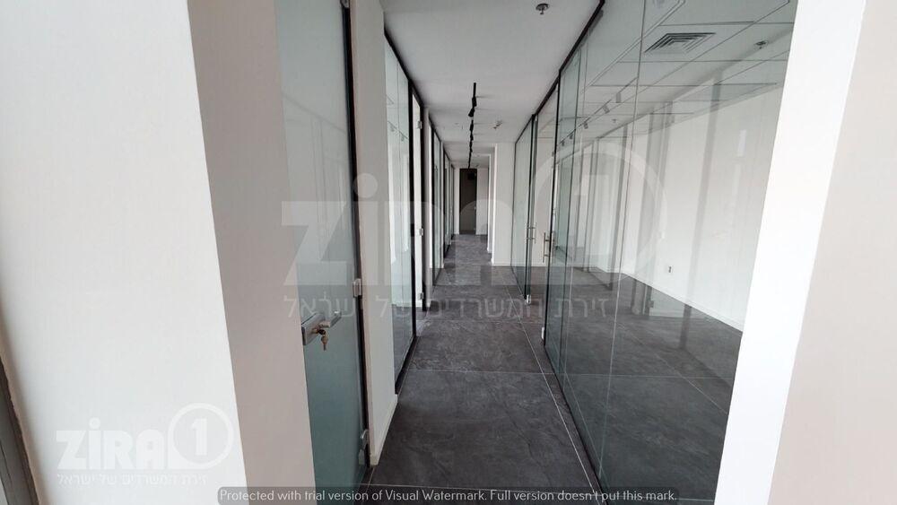 משרד בבניין בית ירון מילר | קומה 5 | שטח 152מ״ר  | תמונה #0 - 1