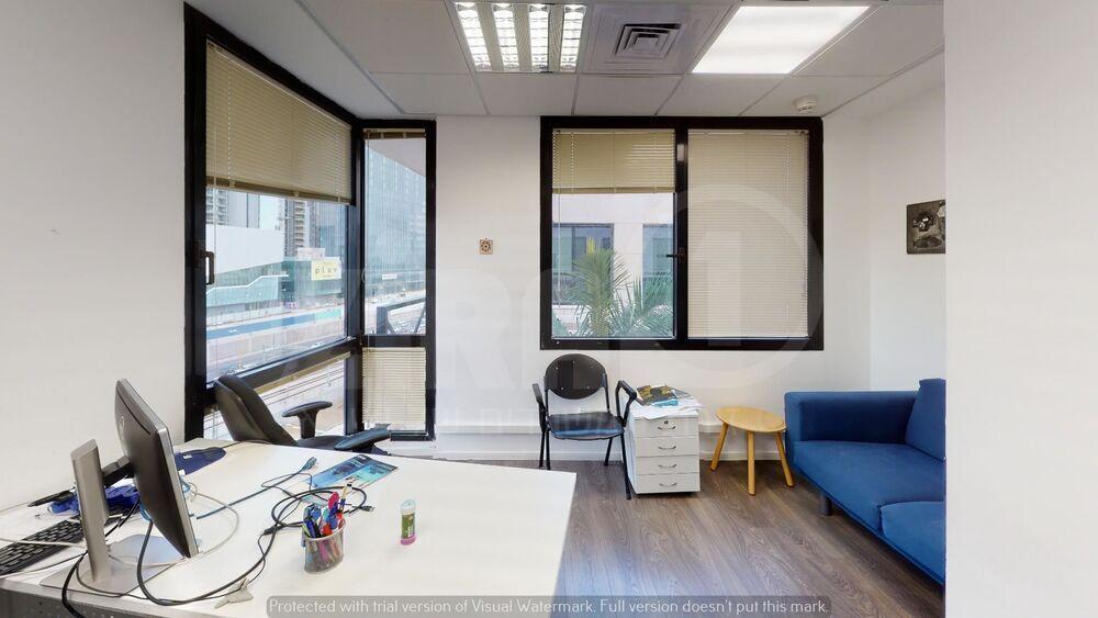 משרד בבניין בית אגיש רבד   קומה 5   שטח 340מ״ר    תמונה #0 - 1