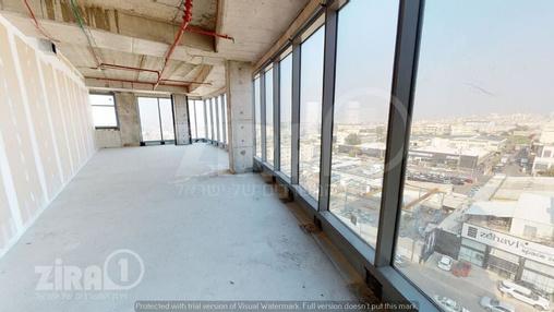 משרד בבניין בית ירון מילר | קומה 6 | שטח 160מ״ר  | תמונה #13 - 1