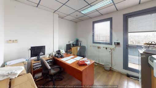 משרד בבניין גוש עציון 13 | קומה 6 | שטח 240מ״ר  | תמונה #1 - 1