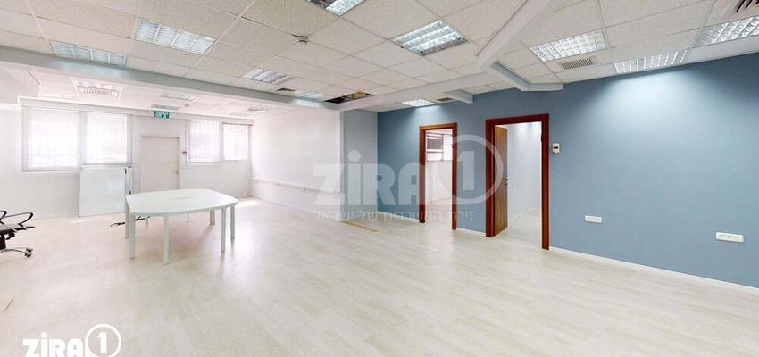 משרד בבניין מרכז תיא Taya Center   קומה 1   שטח 217מ״ר    תמונה #0 - 1