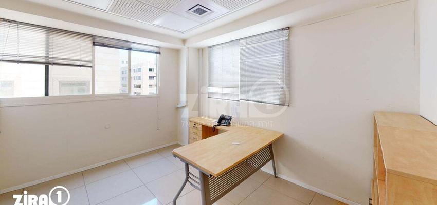 משרד בבניין האודם 14 | קומה 4 | שטח 230מ״ר  | תמונה #0 - 1