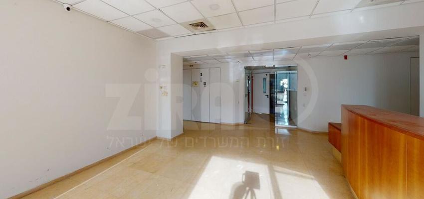 משרד בבניין בית עוז   קומה 12   שטח 890מ״ר    תמונה #0 - 1