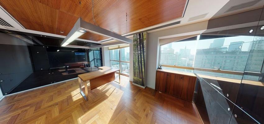 משרד בבניין מגדל מרכז וייצמן | קומה 18 | שטח 311מ״ר  | תמונה #0 - 1