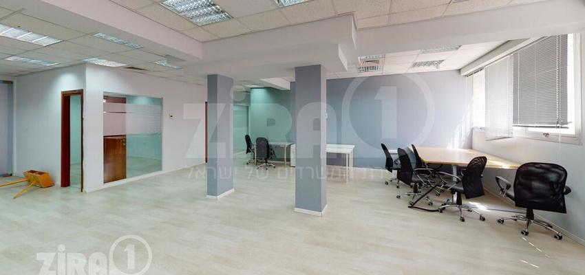 משרד בבניין מרכז תיא Taya Center | קומה 1 | שטח 158מ״ר  | תמונה #0 - 1