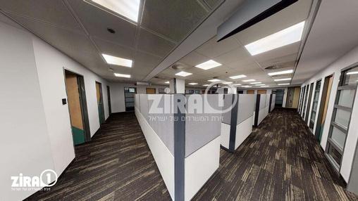 משרד בבניין גב ים אפק | קומה 0 | שטח 450מ״ר  | תמונה #0 - 1