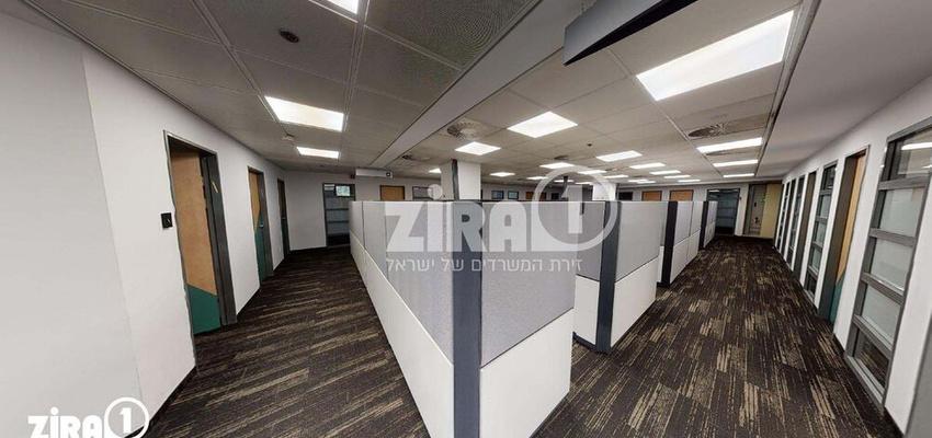 משרד בבניין גב ים אפק   קומה 0   שטח 450מ״ר    תמונה #0 - 1