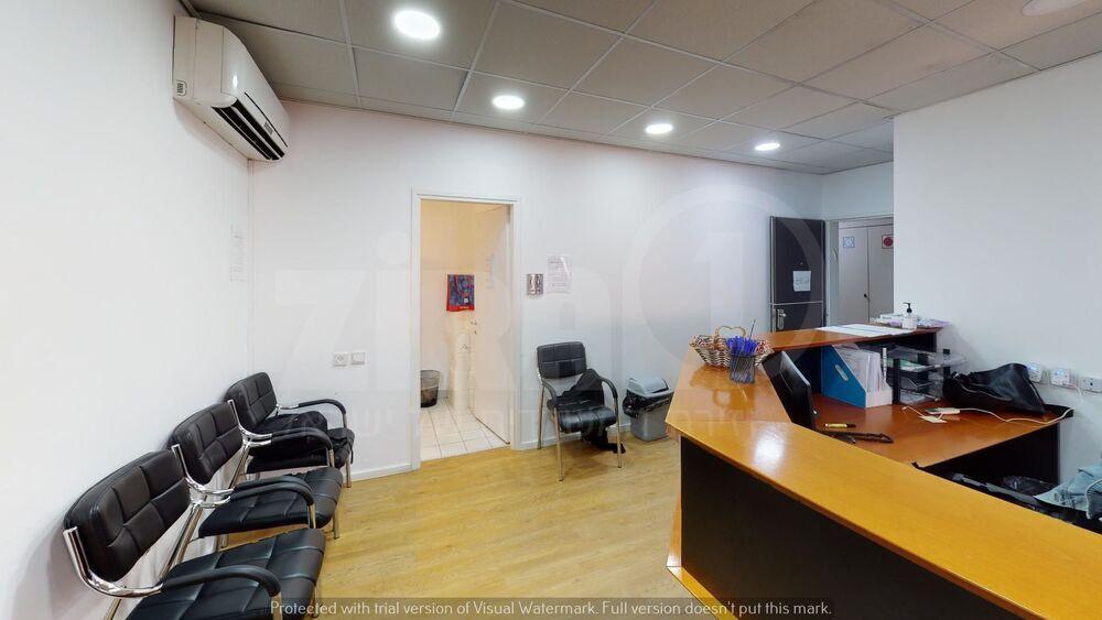משרד בבניין יגאל אלון 155 | קומה 1 | שטח 114מ״ר  | תמונה #0 - 1