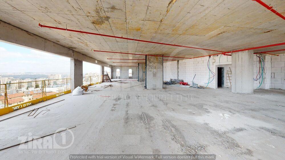 משרד בבניין CITY CURT -  סיטי קורט ירושלים | קומה 10 | שטח 800מ״ר  | תמונה #0 - 1