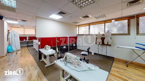 משרד בבניין בית מורצקי  | קומה 1 | שטח 150מ״ר  | תמונה #19 - 1
