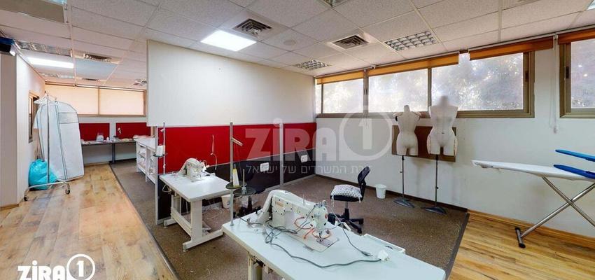 משרד בבניין בית מורצקי  | קומה 1 | שטח 150מ״ר  | תמונה #0 - 1
