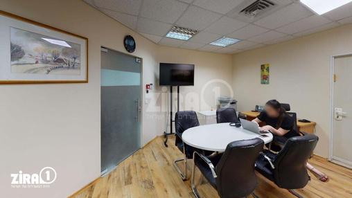 משרד בבניין בית מורצקי  | קומה 1 | שטח 50מ״ר  | תמונה #9 - 1