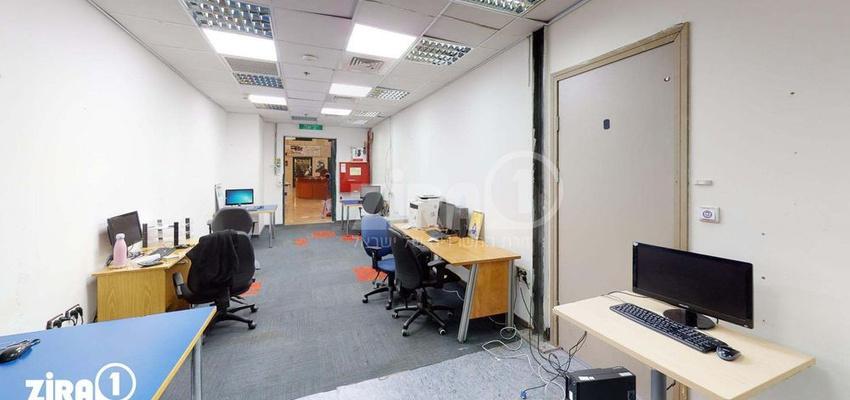 משרד בבניין המלאכה 15 | קומה 0 | שטח 250מ״ר  | תמונה #0 - 1