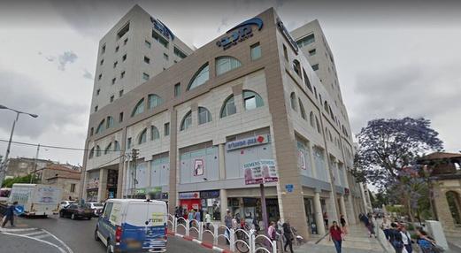 בניין בית הפינה בראשון לציון | רמת הבניין null | תמונה #0 - 1