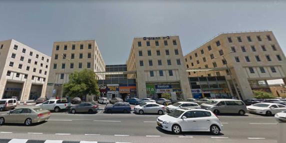 בניין בית התאומים בירושלים | רמת הבניין classB | תמונה #1 - 1