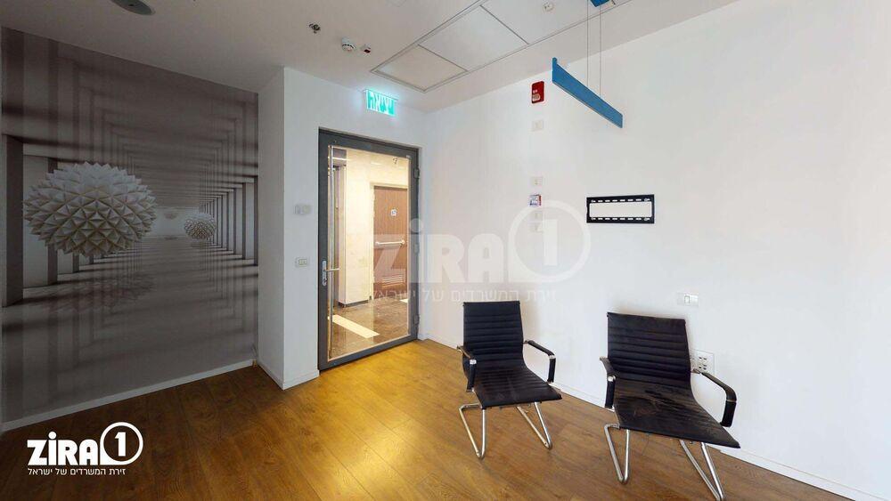 משרד בבניין בית נועה | קומה 10 | שטח 86מ״ר  | תמונה #0 - 1