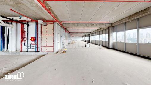משרד בבניין בית המרטון - בניין C  | קומה 7 | שטח 1700מ״ר  | תמונה #3 - 1