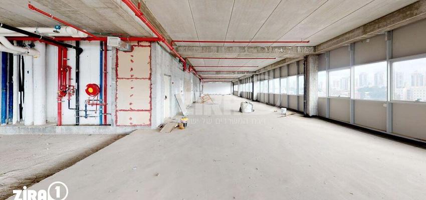 משרד בבניין בית המרטון - בניין C    קומה 7   שטח 1700מ״ר    תמונה #0 - 1