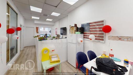 משרד בבניין מבני תל-עד  | קומה 1 | שטח 72מ״ר  | תמונה #8 - 1