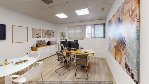 משרד בבניין מבני תל-עד  | קומה 2 | שטח 77מ״ר  | תמונה #4 - 1