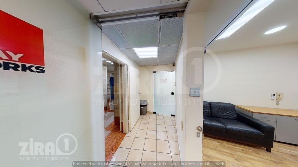 משרד בבניין בית גמא | קומה 4 | שטח 132מ״ר  | תמונה #0 - 1