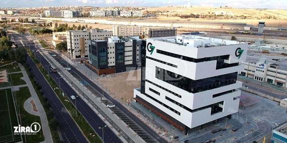 בניין בניין G7 בבאר שבע | רמת הבניין classA | תמונה #1 - 1