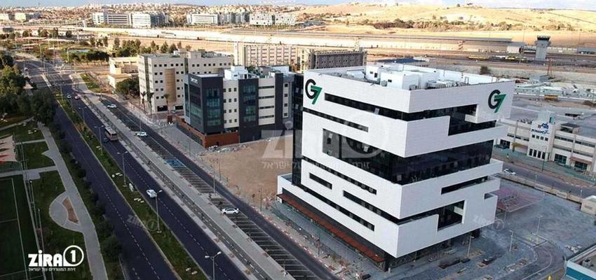 בניין בניין G7 בבאר שבע | רמת הבניין classA | תמונה #0 - 1